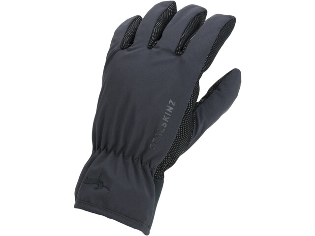 Sealskinz Waterproof All Weather Guantes Ligeros Mujer, black